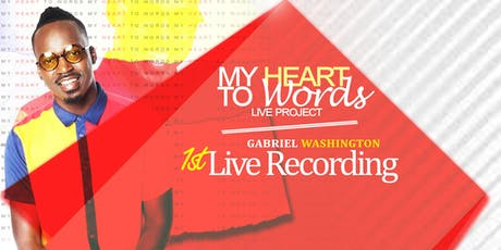 My Heart to Words LIVE tickets