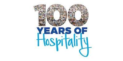 Homewood Suites Celebrates Hilton Hotels 100 Years of Hospitality!