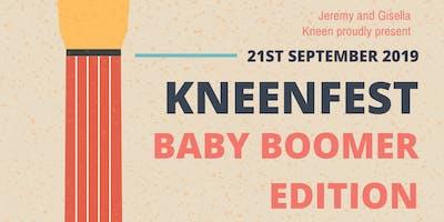 KNEENFEST BABYBOOMER EDITION