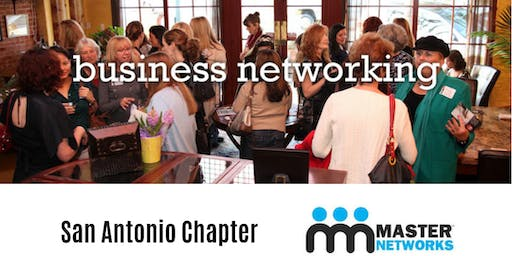 Business Networking with Master Networks