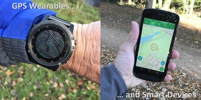 GPS Wearables and Smart Devices for Outdoor Professionals