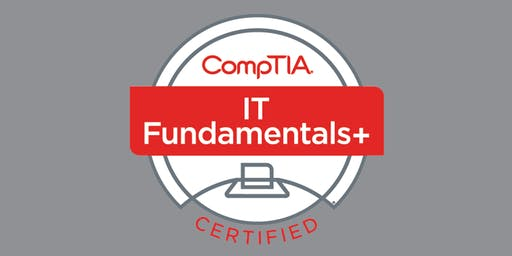 October 14-18: CompTIA IT Fundamentals (ITF+) Certification Boot Camp