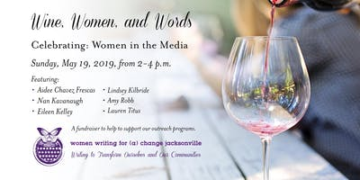 Wine, Women, and Words: Celebrating Women in the Media