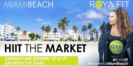 HIIT The Market tickets