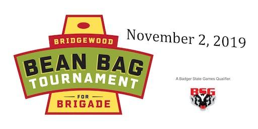 Bean Bag Tournament for Brigade