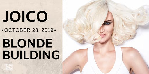 Joico Blonde Building