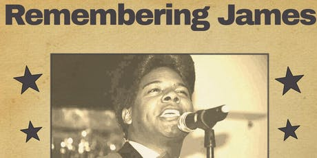 """""""Remembering James"""" The Life and Music of James Brown comes to E.Hollywood tickets"""