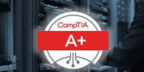 October 21-25: CompTIA A+ Core 1 (220-1001) Boot Camp tickets