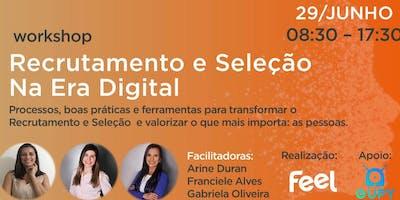 Workshop - Recrutamento e Seleção na Era digital | 2ª edição
