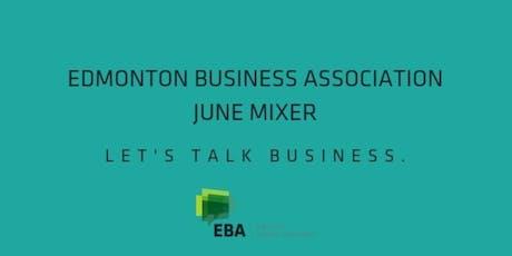 EBA June Mixer tickets