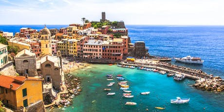 Chef's Table Dinner - Cinque Terre Calling tickets