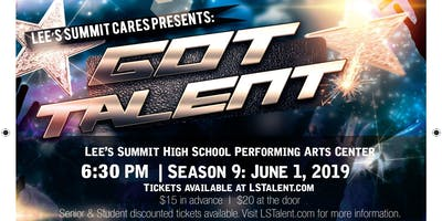 Got Talent sponsored by Lee's Summit CARES