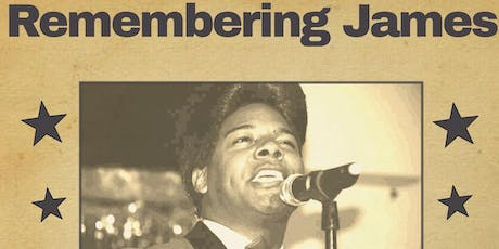 "Remembering James ""The Life and Music of James Brown"" comes to Martinez CA tickets"