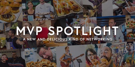 MVP Spotlight: A New & Delicious Kind of Networking tickets