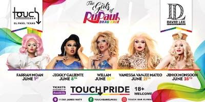 TOUCH PRIDE RU PASSES• Touch Bar El Paso • June 2019