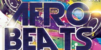 Afrobeats Fundraiser