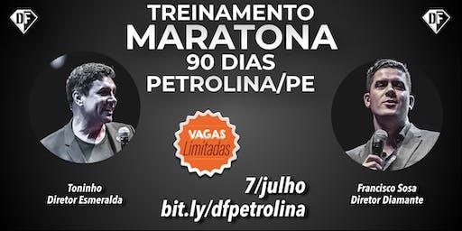 MARATONA DF - VALE DO SÃO FRANCISCO