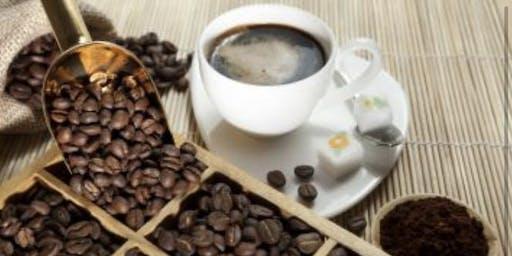 September SHWI Meeting - Coffee Tasting