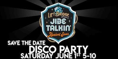 Jibe Talking Disco Party