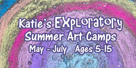 Katie's Exploratory Summer Art Camps tickets