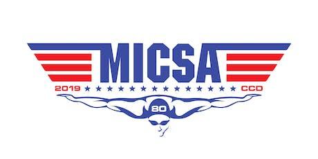 MICSA Finals 2019 Saturday tickets