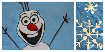 Olaf and Friends Weekly Class (5-11 Years)