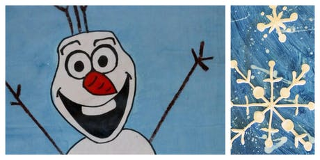 Olaf and Friends- Woodbury Leadership Weekly Class (5-11 Years) tickets