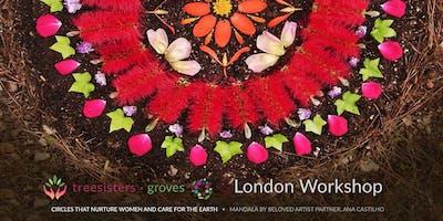 TreeSisters Groves ~ Circles that nurture women an