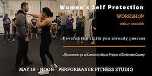 Women's Self Protection Workshop
