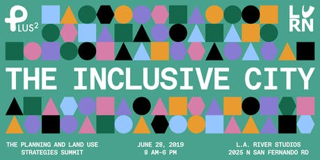 PLUS² The Inclusive City tickets