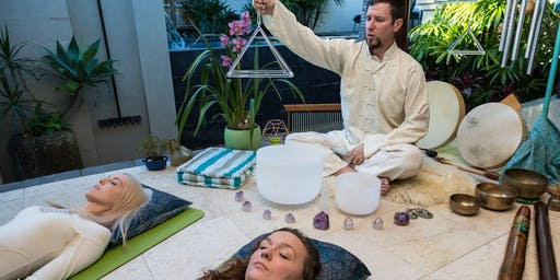 Intro to Sound Healing July 24