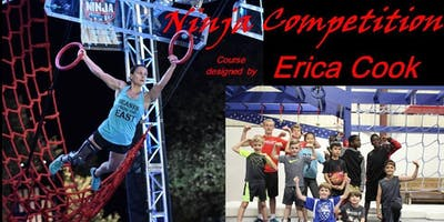 Youth Ninja Warrior Competition with Erica Cook