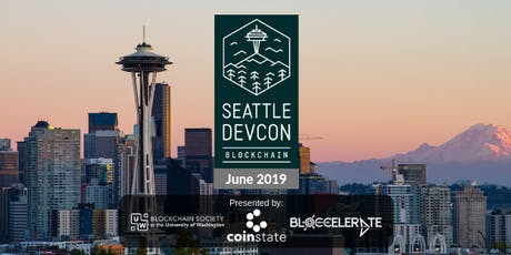 Seattle Devcon Blockchain Conference 2019  tickets