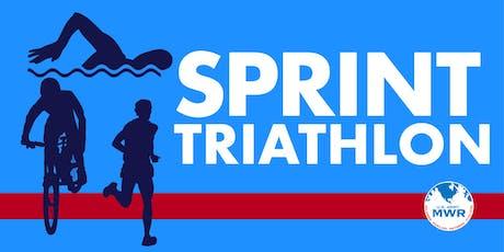 Sprint Triathlon tickets