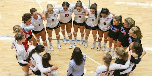 SFU VOLLEYBALL vs. University of Alaska