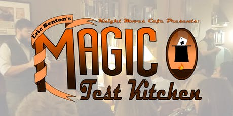 The Magic Test Kitchen tickets