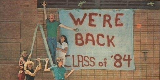 Tempe High School Class of 84, 35th High School Reunion