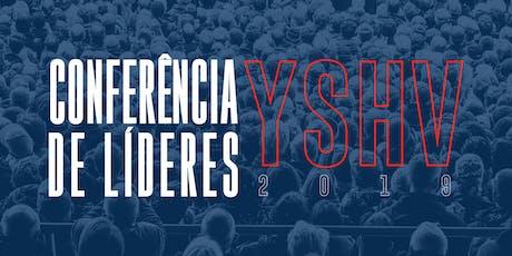 CONFERÊNCIA YESHIVÁ // 2019 ingressos