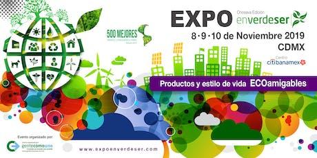 Expo En Verde Ser 2019 boletos
