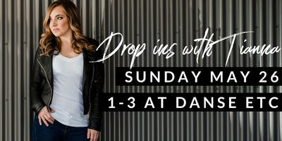 Pop Up Drop Ins with Tianna