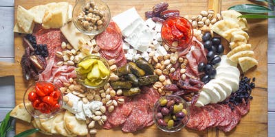 Build the Perfect Charcuterie Board & Wine Tasting