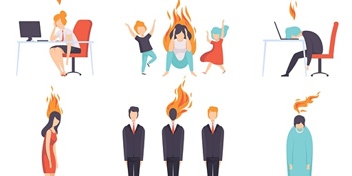 How to Put Out the Consuming Fires of Stress