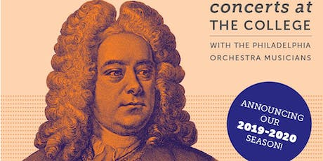 2019-2020 SERIES: Concerts At The College tickets