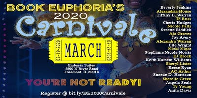 Book Euphoria's 2020 Carnivale Weekend