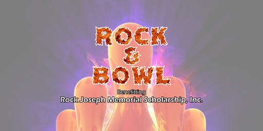 8th Annual Rock & Bowl Memorial 9-Pin Tournament