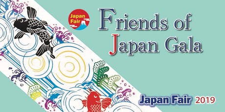 Friends of Japan Gala tickets