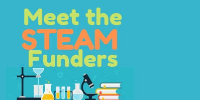Meet the STEAM Funders