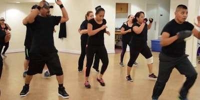 Cardio Kickboxing Session 3