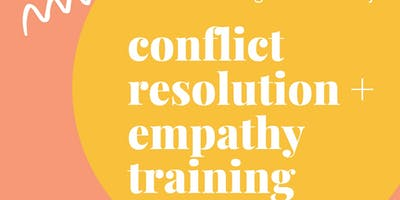 Conflict Resolution & Empathy Training