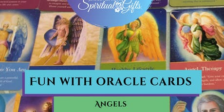 Fun with Oracle Cards: Angels tickets